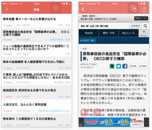 FXニュース速報アプリ
