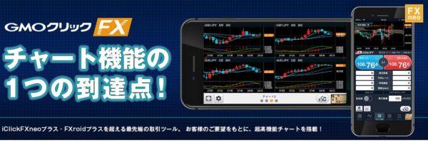 スマホアプリ:FXネオ