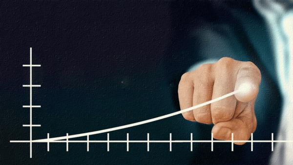 FX長期投資のチャート分析例